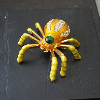 Spider Trinket Box