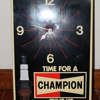 Champion Clocks - Clocks