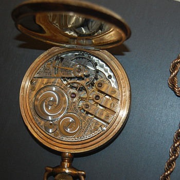 inside pocket watch - Pocket Watches