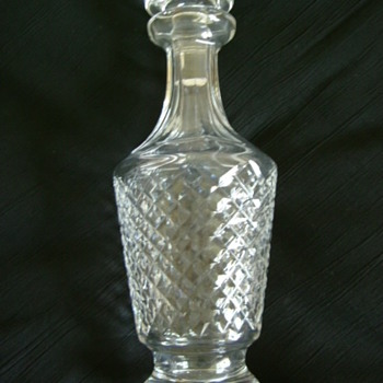 Waterford Crystal Decanter - Glassware