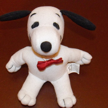 SNOOPY AND THE RED BARON - Dolls