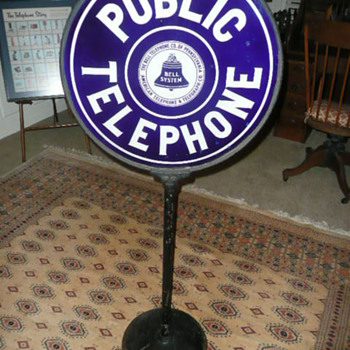Lollipop Sign - Telephones