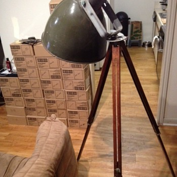 GE Floor Lamp