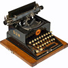 Sun Standard 2 typewriter - 1901