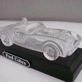 Ford Cobra Crystal Classic