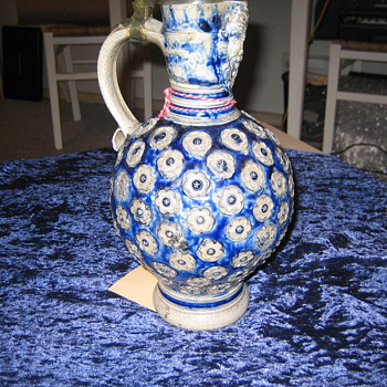 Chinese 18th century water jug 