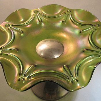 kralik pallme k loetz or ? art nouveau glass - Art Glass