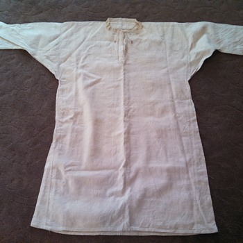 Antique Tunic - Womens Clothing