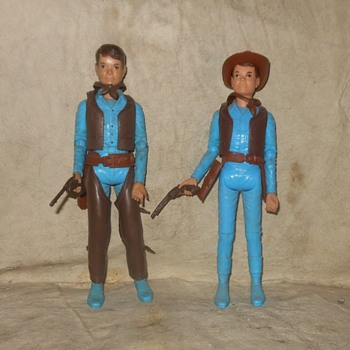 Johnny West Adventures Jamie West Figure