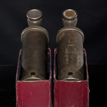 Pair of CMV3's Ser nos 242 & 265 (approx 1928/29 manf)