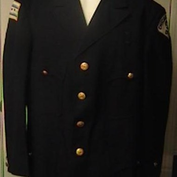 Chicago Police Patrolman's Summer Jacket - Mens Clothing