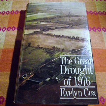 1976-book-the 1976 uk drought crisis-evelyn cox. - Books