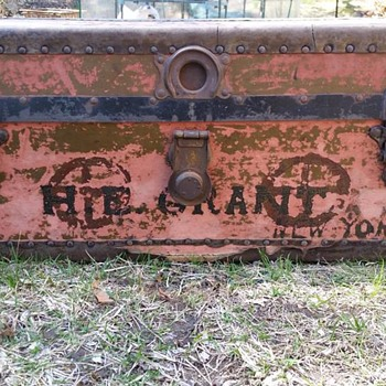 Scrap Metal Mystery... - Furniture