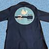 Rare 1970 Woodstock Movie PROMOTIONAL jacket / shirt