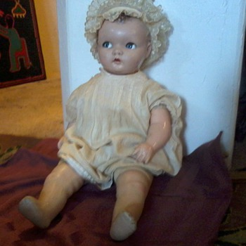 Ideal Doll, Blue Eyes, My Aunt Bobby's Dolly