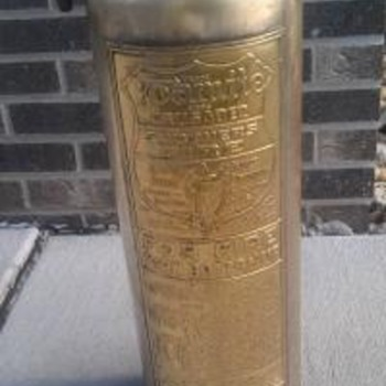 Foamite Crusader Fire Extinguisher
