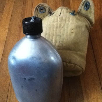 Ww2 Canteen dated 1944