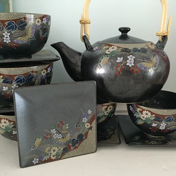 Japanese Tea Set - Asian