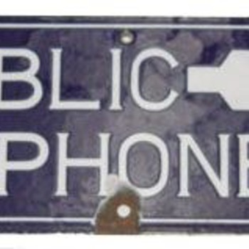 New York Public Telephone - Telephones