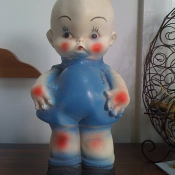 Kewpie Mystery