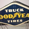Vintage Good Year Sign approx 1959