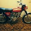 1970 honda cl 450