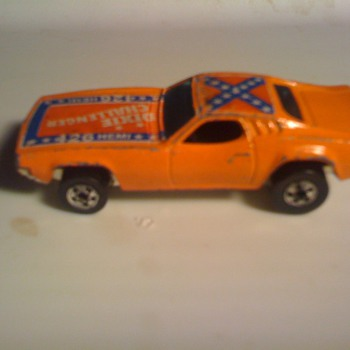 ::RARE::  HOT WHEELS Dixie Challenge (1970)