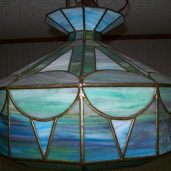 Tiffany lamp??