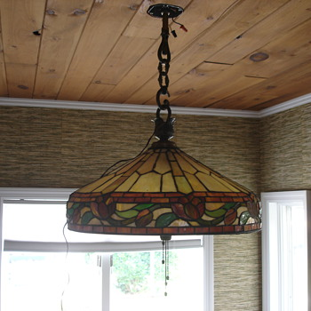 Tiffany Style Shade - Lamps