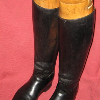 Vintage John Lobb English Bespoke Riding Boots