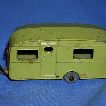 No23 Berkeley Cavalier Lesney Matchbox - Model Cars