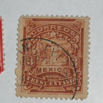Very Old Stamps