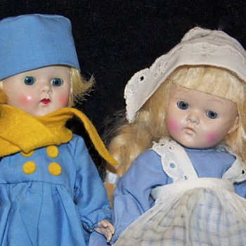 Doll Club of Edmonton (Canada) showcases Ginny - Dolls
