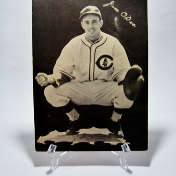1936 CHICAGO PICTURE PACK/PART6 - Baseball