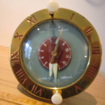 Old Alarm Clock Works, no case - Clocks