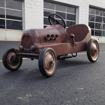 "Murray BMC Special ""Barn Find"" Restoration - Toys"
