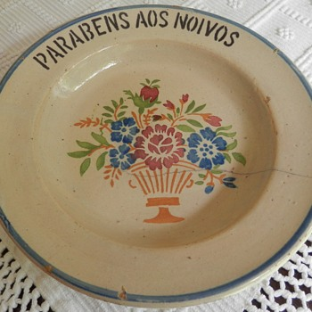Popular portuguese pottery
