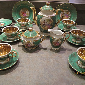 Vintage Tea set. - China and Dinnerware