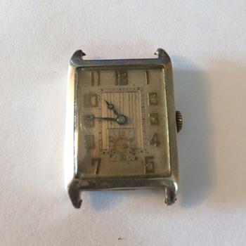 Help. Watch has no Markings. What is it???