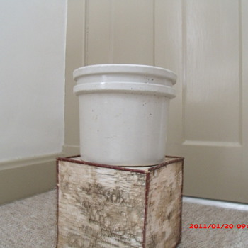 Logan Pottery Crock