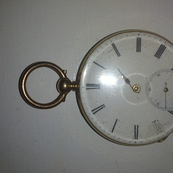 Need help to identify an unnamed and mystical pocket watch - Pocket Watches