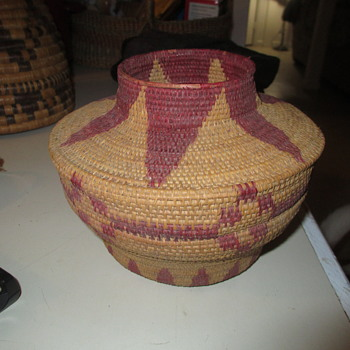 Mom's Baskets 8 - Native American