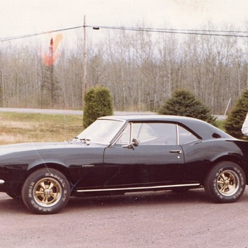 My 1967 Camaro back in High School - Classic Cars
