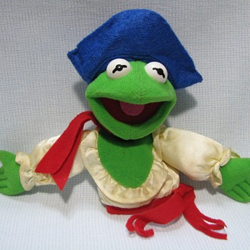 Kermit The Frog Hops Again - Toys