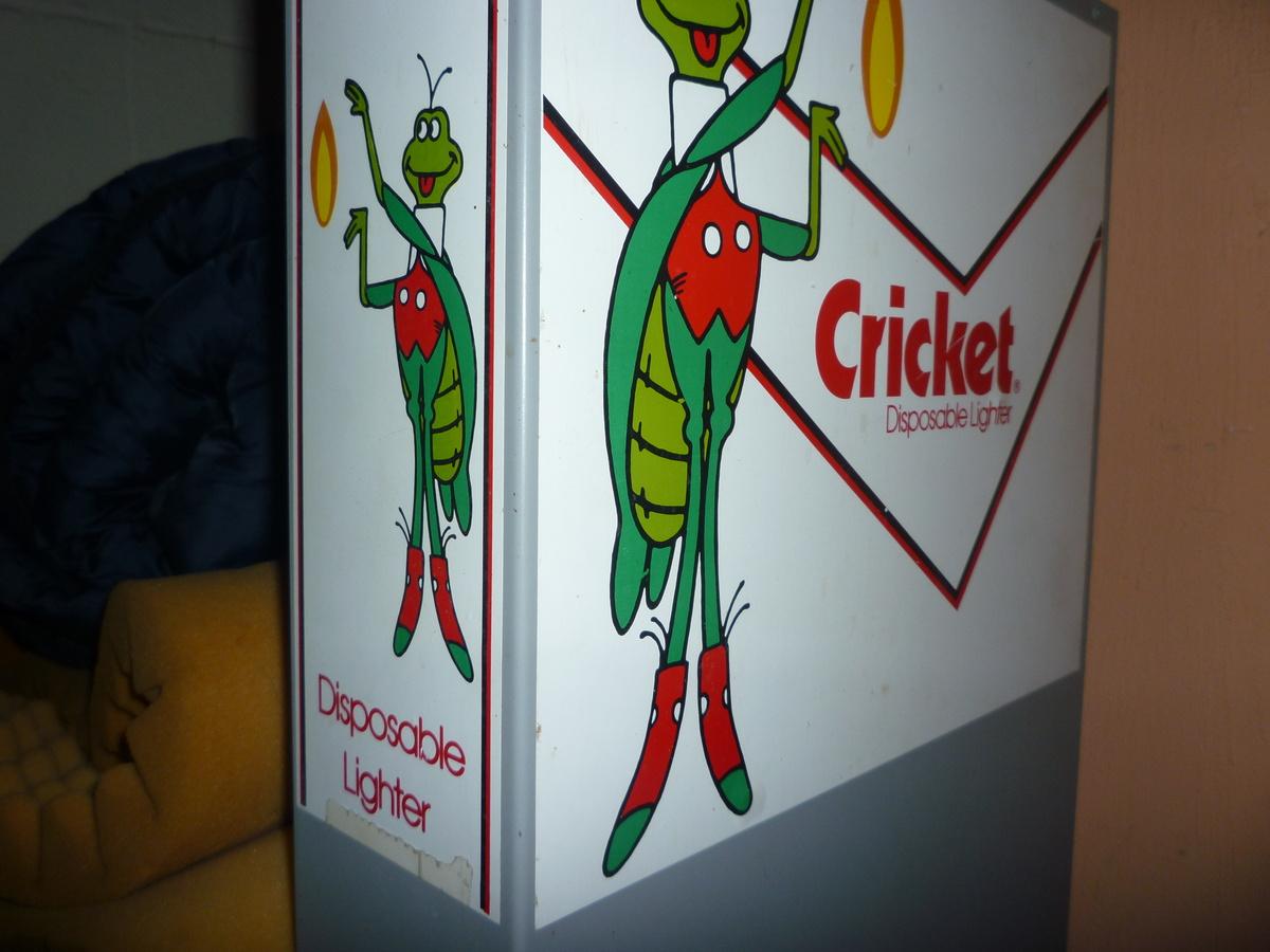 cricket arts and crafts machine