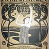 Koloman Moser 1899 Cover Lithograph