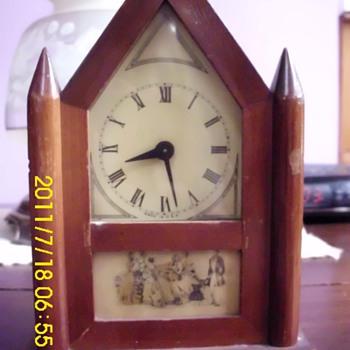 mini Steeple - Clocks