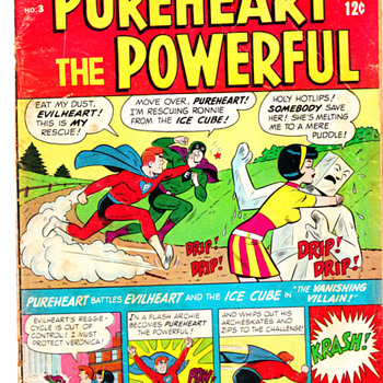 Archie super Hero Comic. - Comic Books