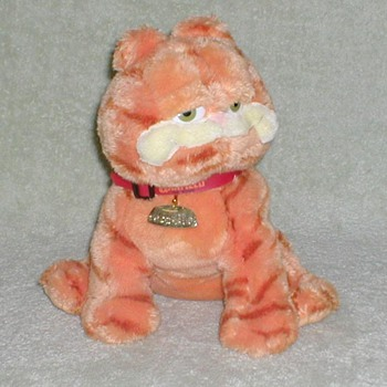 2004 TY Garfield Beanie Buddy Stuffed Toy