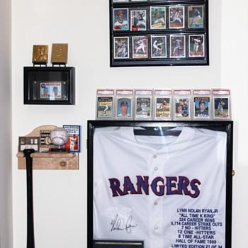 My Nolan Ryan Shryan ( Shrine ) - Baseball